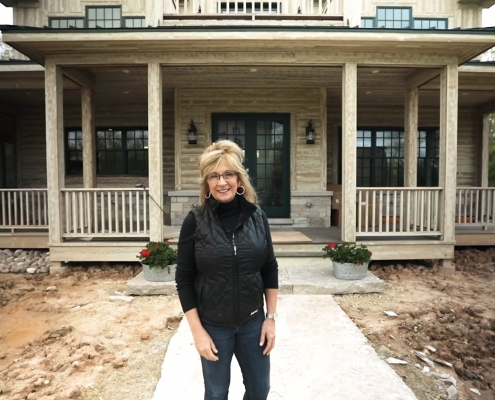 Kelly Guinaugh takes you on a tour of an exciting project.